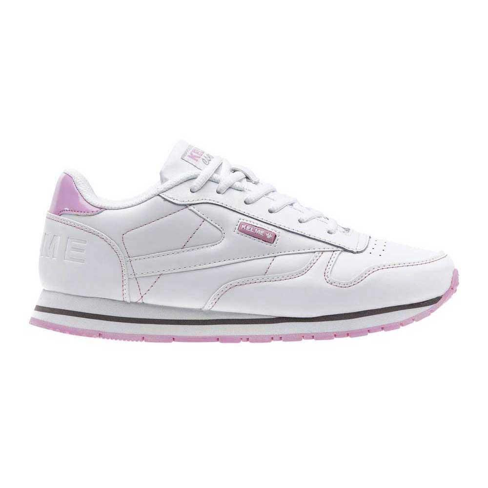 Sneakers Kelme Victory EU 39 White / Pink