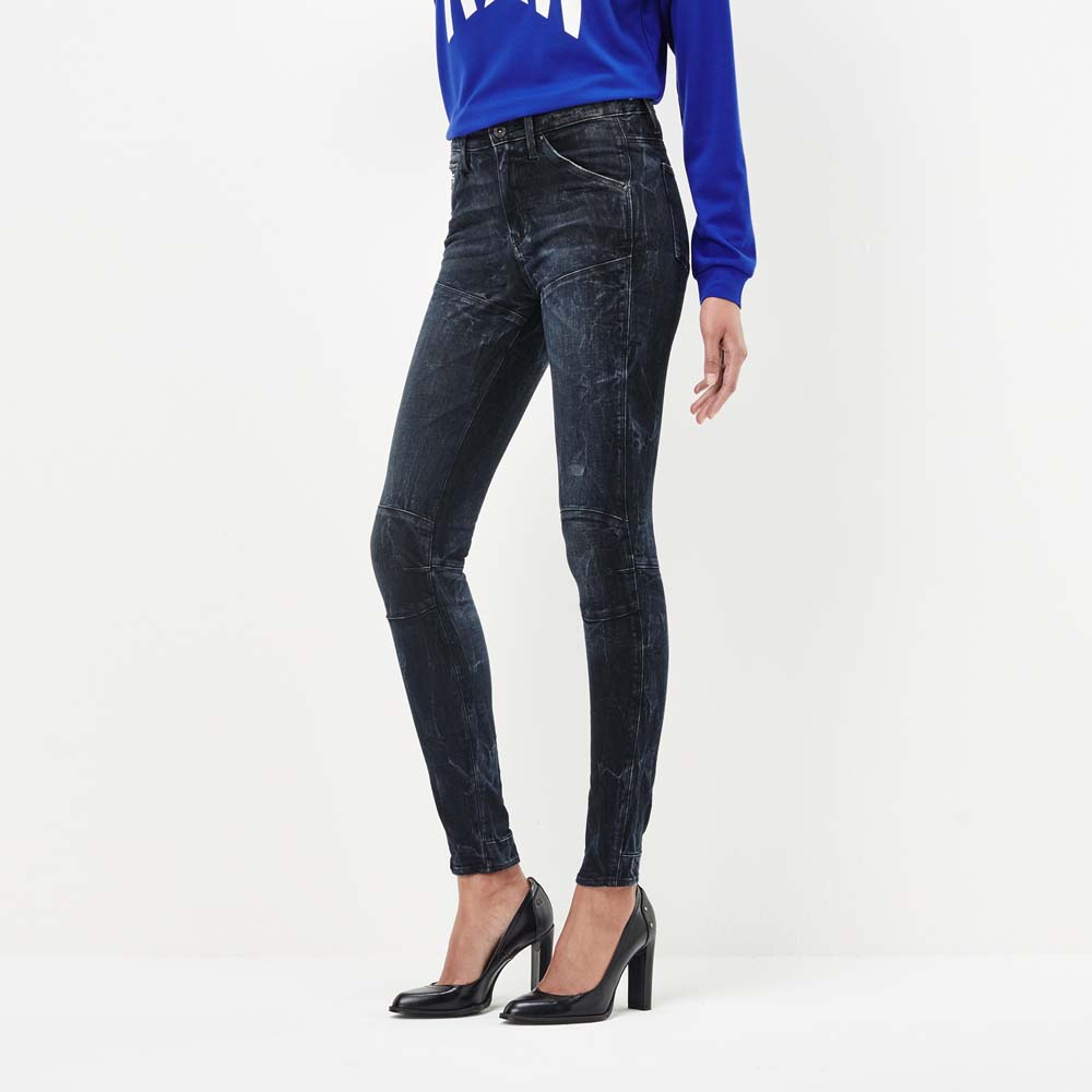 G-star 5620 Elwood Ultra High Waist Skinny L30