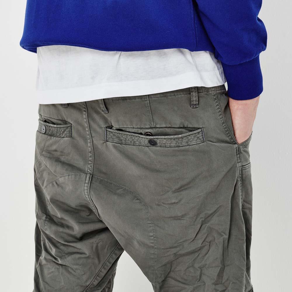 b84470287b2 Gstar Powel 3D Tapered Cuffed Pants L34 , Dressinn