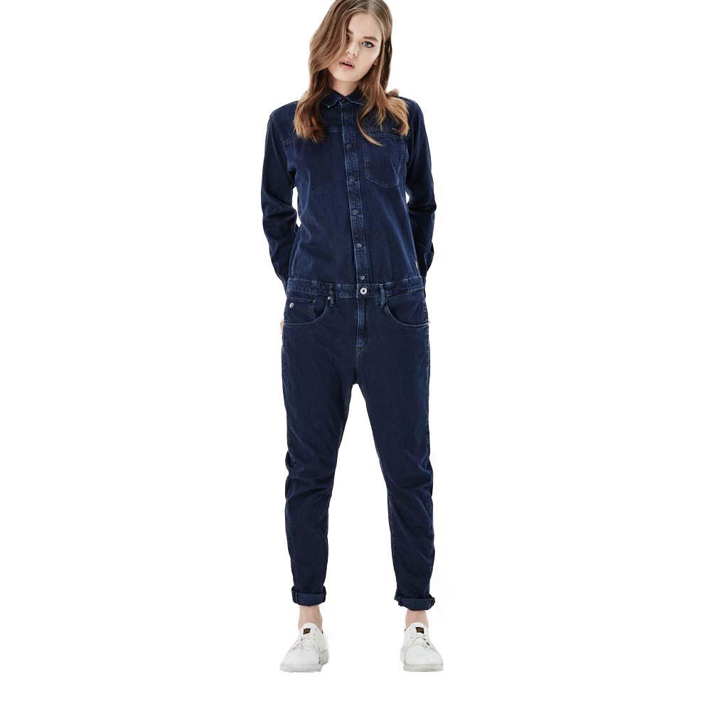 09a214ad834 Gstar Arc Boyfriend Boilersuit Blue buy and offers on Dressinn