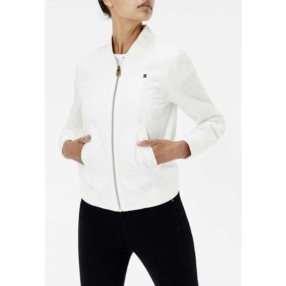 G-star Perforated Zip Overshirt