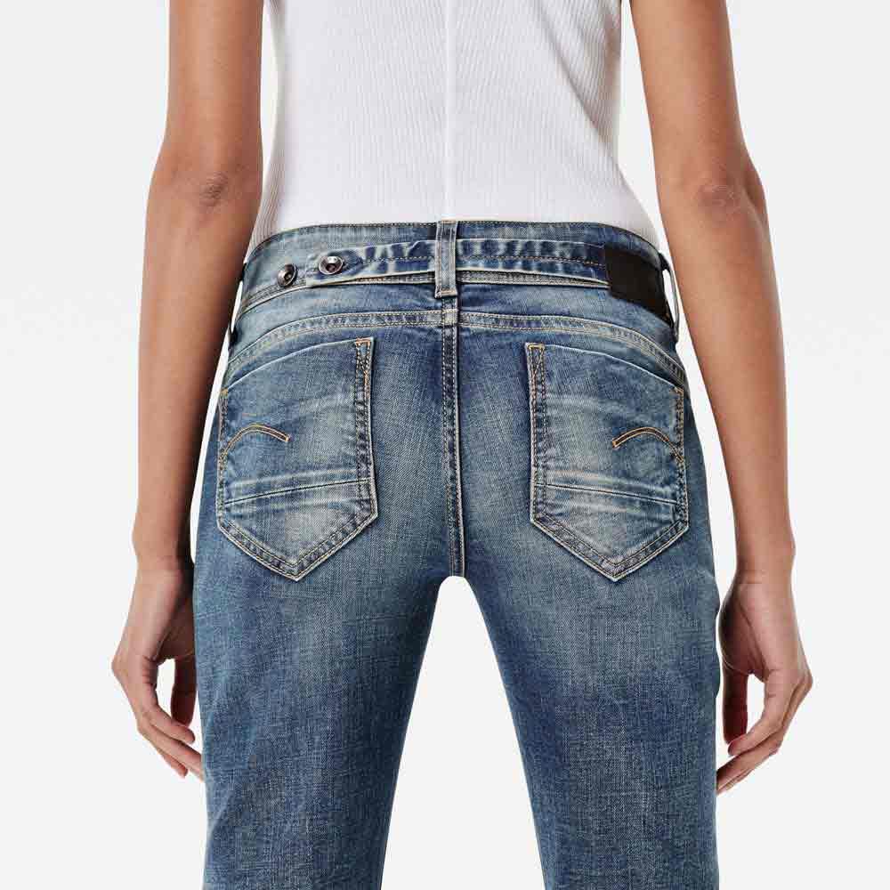 g star midge bootcut super jeans in dieser saison. Black Bedroom Furniture Sets. Home Design Ideas
