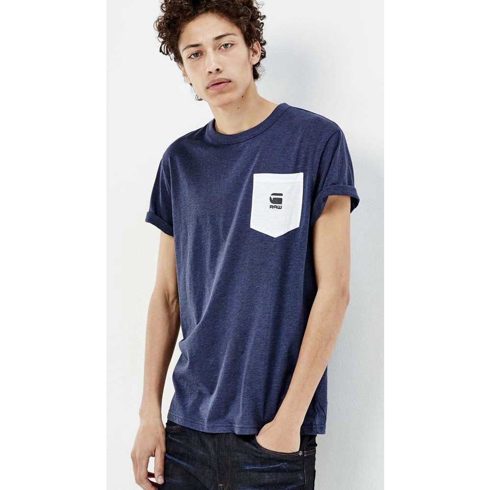 G-star Yarek Contrast Pocket T Shirt S/S