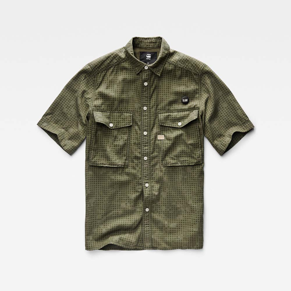 Gstar Type C Straight Shirt S/S