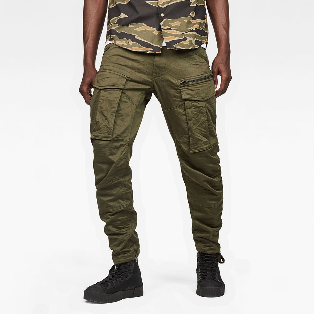 Gstar Rovic Zip 3D Straight Tapered
