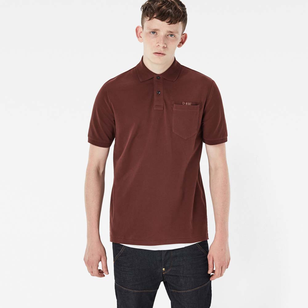 G-star Core Pocket Polo S/S