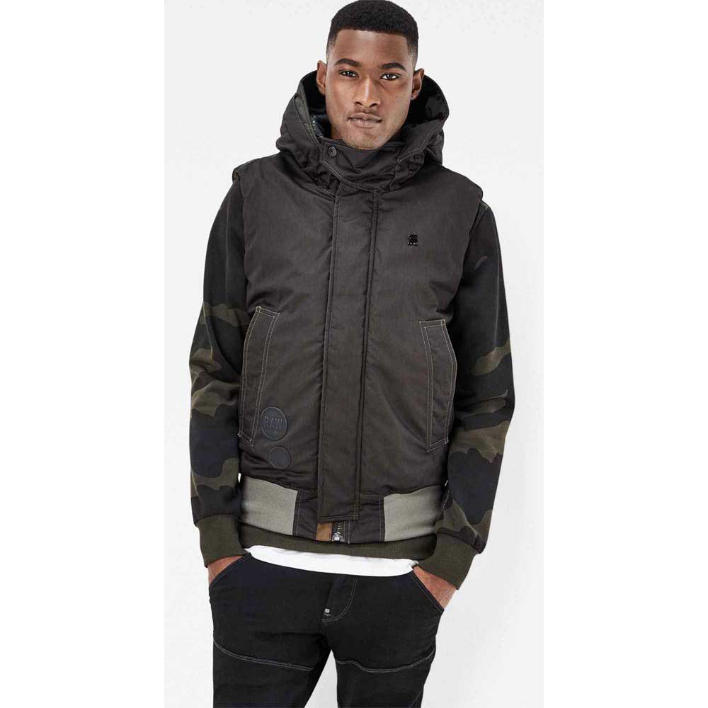 Gstar Expedic Hooded Vest