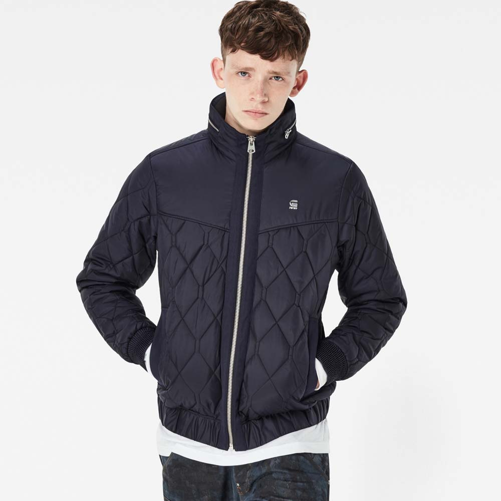 G-star Meefic Utility Quilted Overshirt