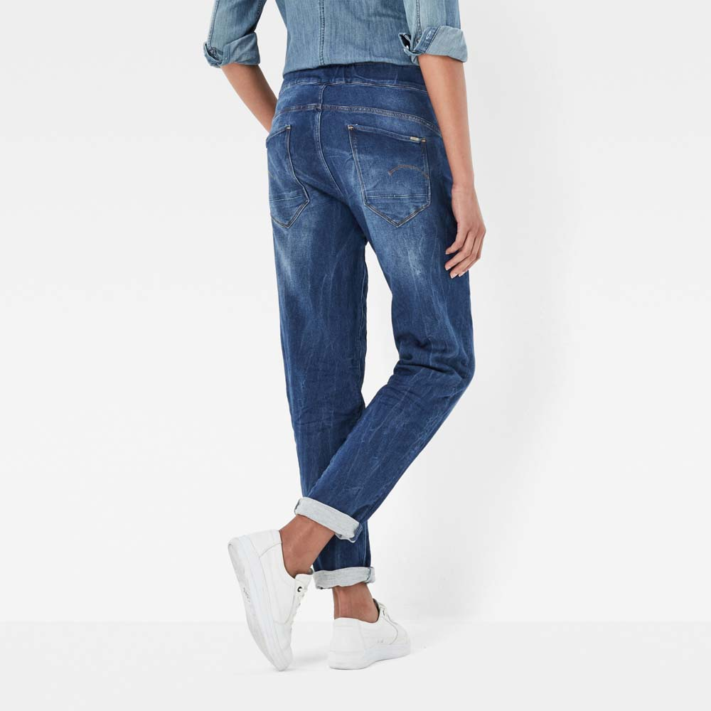 G STAR RAW G Star Boyfriend Jeans 'Arc 3D Sport Low
