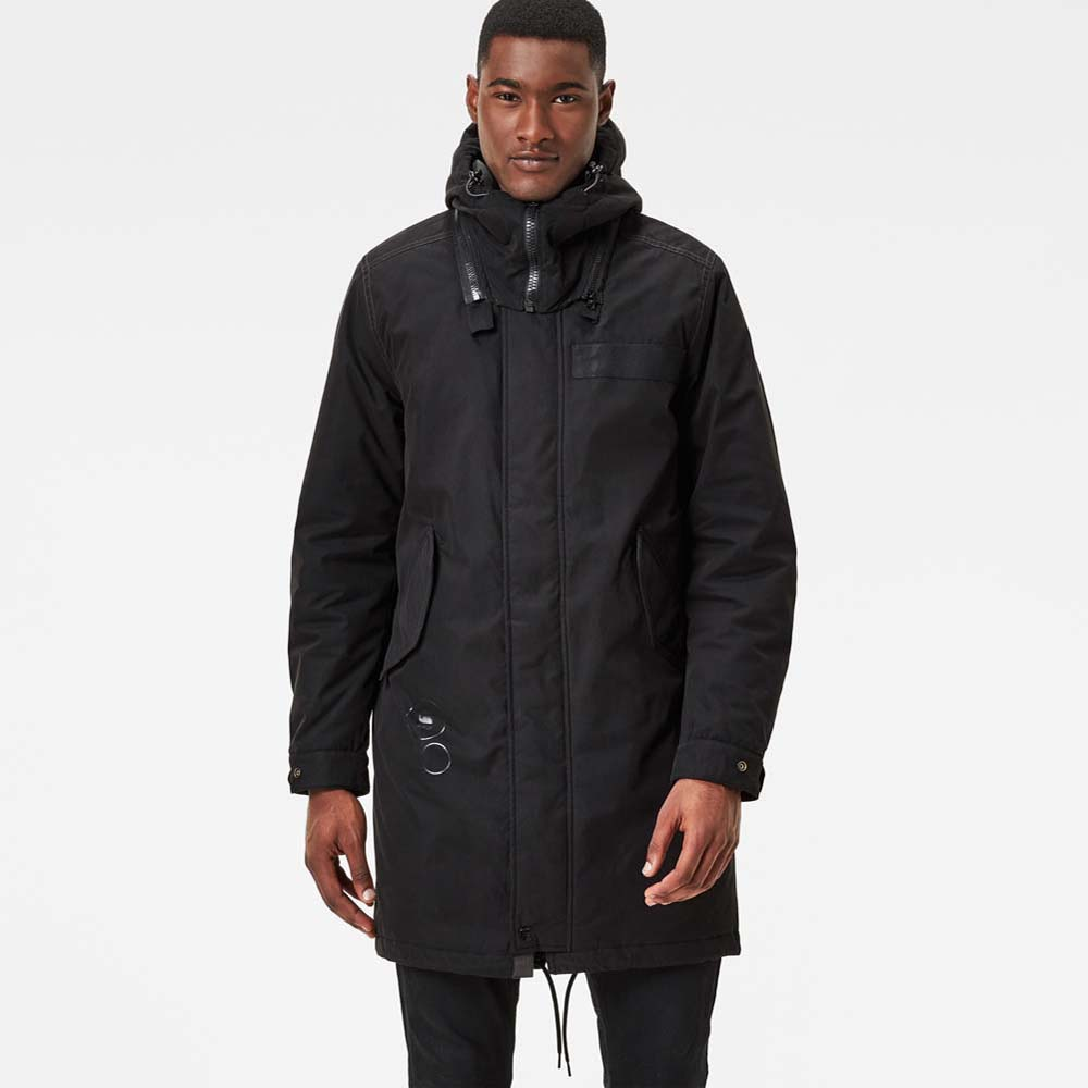 G-star Submarine Hooded Parka Decon