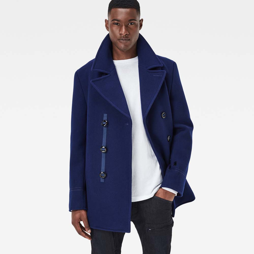 G-star Peacoat Wool