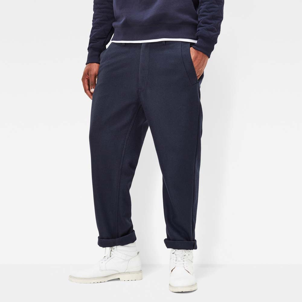 Gstar Bronson Loose Cropped L34