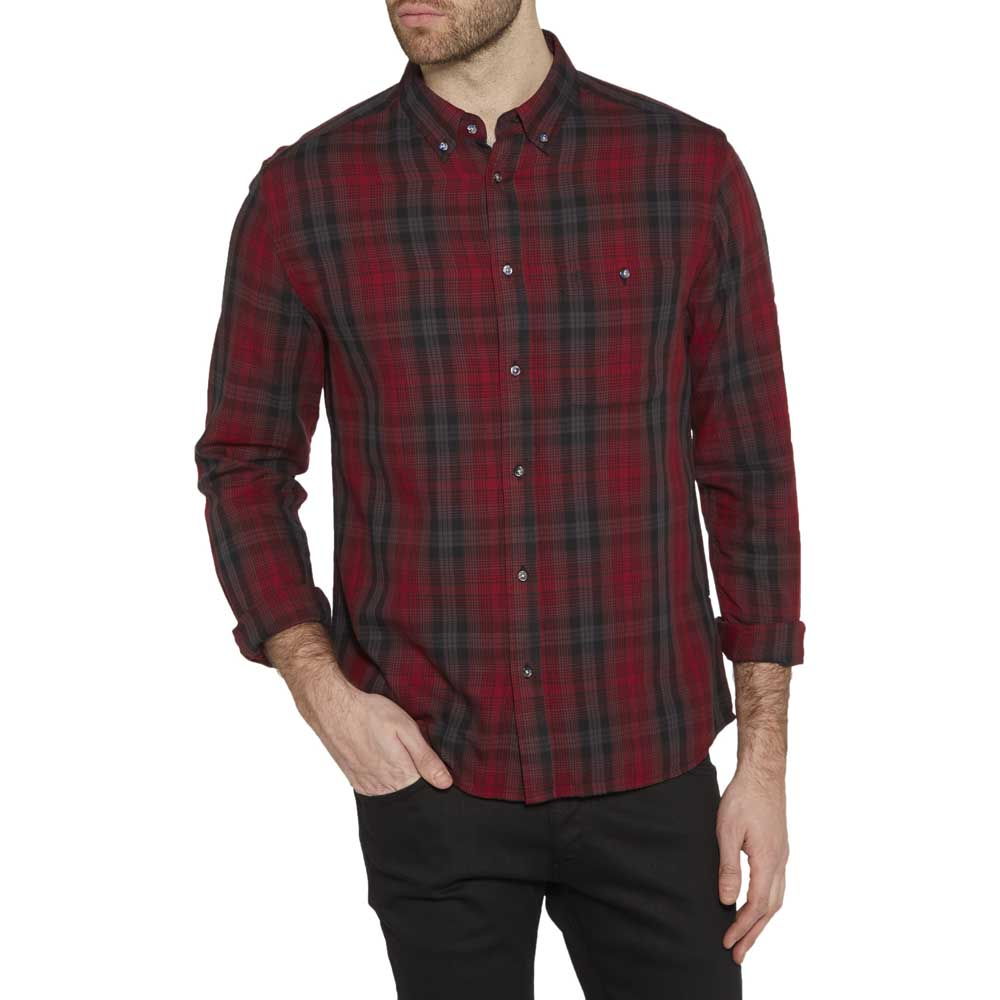 Wrangler Ls 1 Pocket Button Down