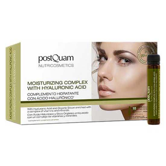 Postquam Moisturizing Complex With Hyaluronic Acid 10