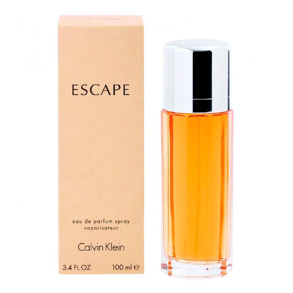 Calvin klein Escape Woman Eau De Perfume 100 ml Vapo