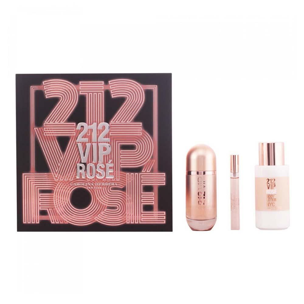 Carolina Herrera Fragrances 212 Vip Rose Eau De Parfum 80ml Perfumed