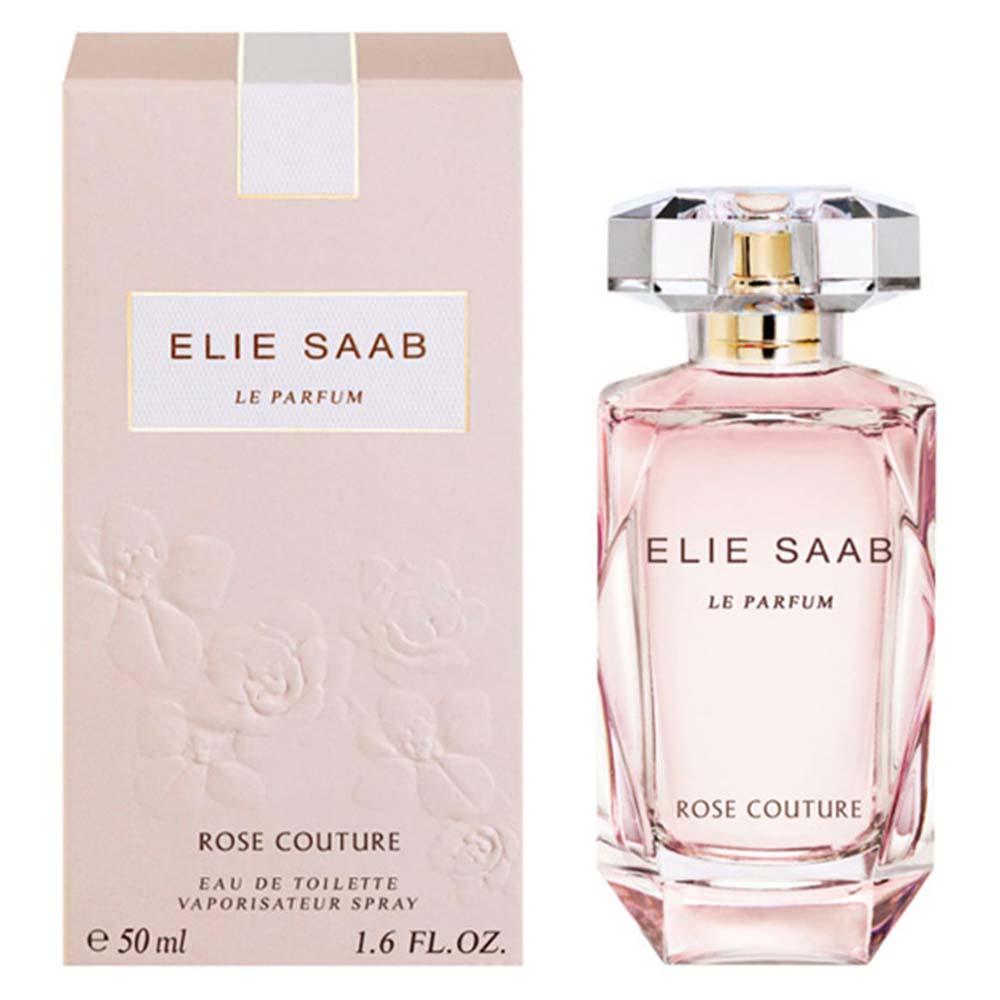Elie Saab Fragrances Rose Couture Le Parfum Eau De Toilette 50ml