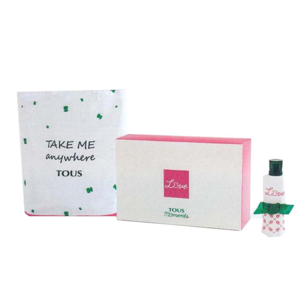 Tous Love Moments Eau De Toilette 90 ml Bag