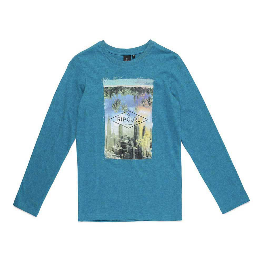 Rip curl Palm Building Ls Tee