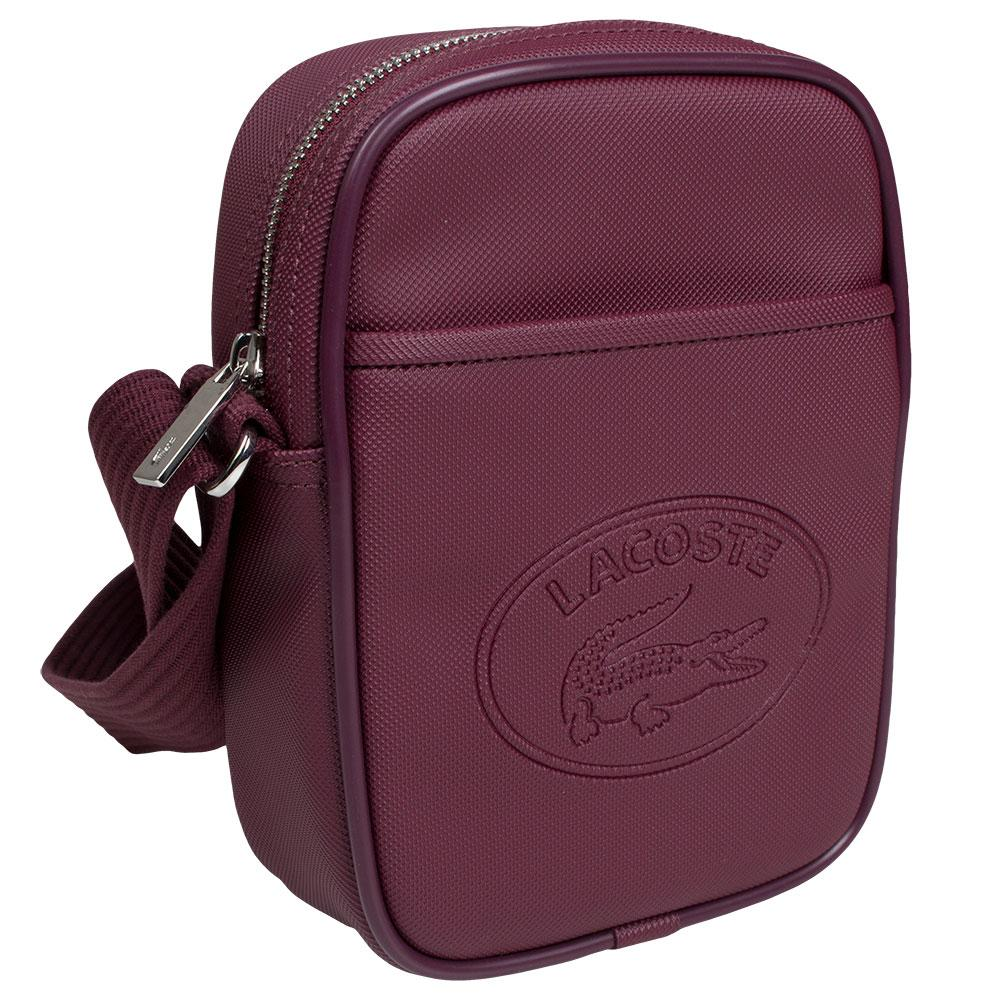Lacoste NH0996HC582 Vertical Camera Bag