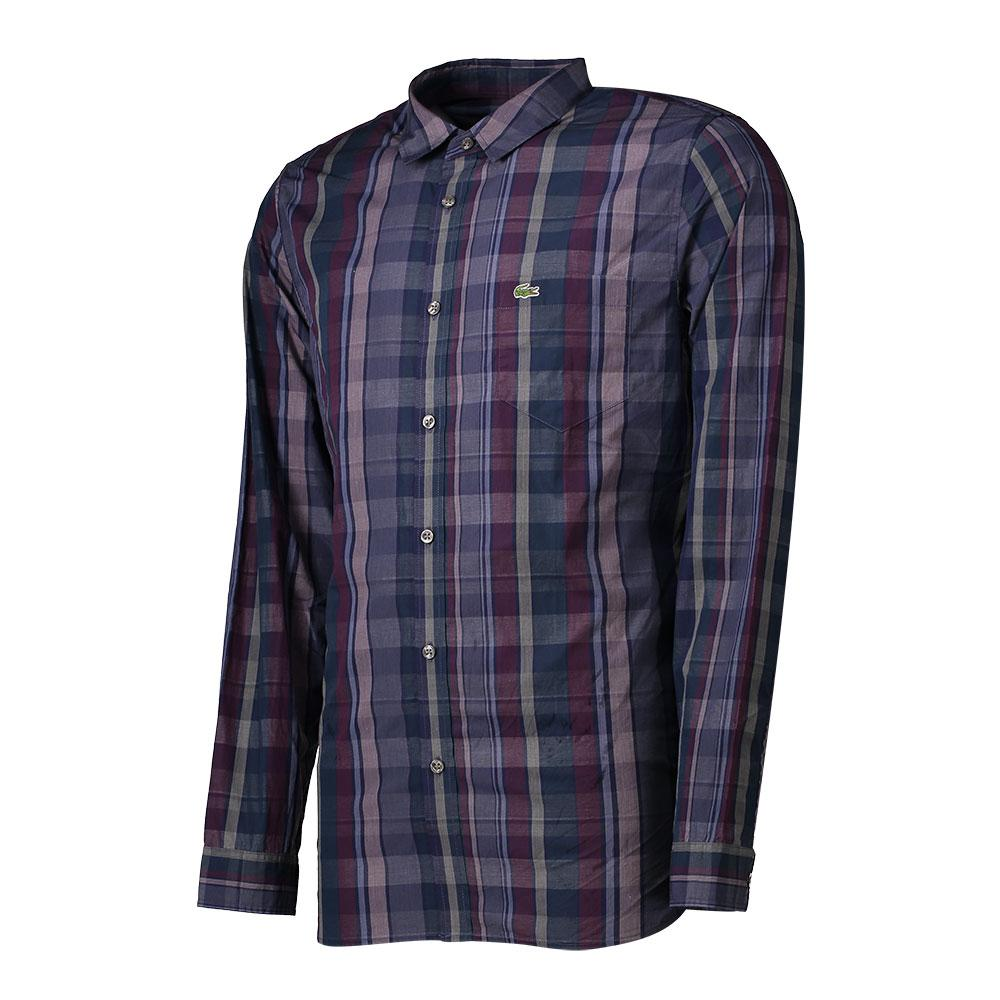 Lacoste CH287723R LS Wovens Shirt