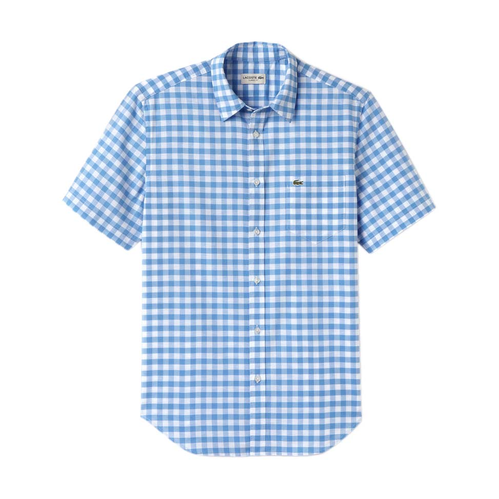 Lacoste CH64061UB SS Wovens Shirt