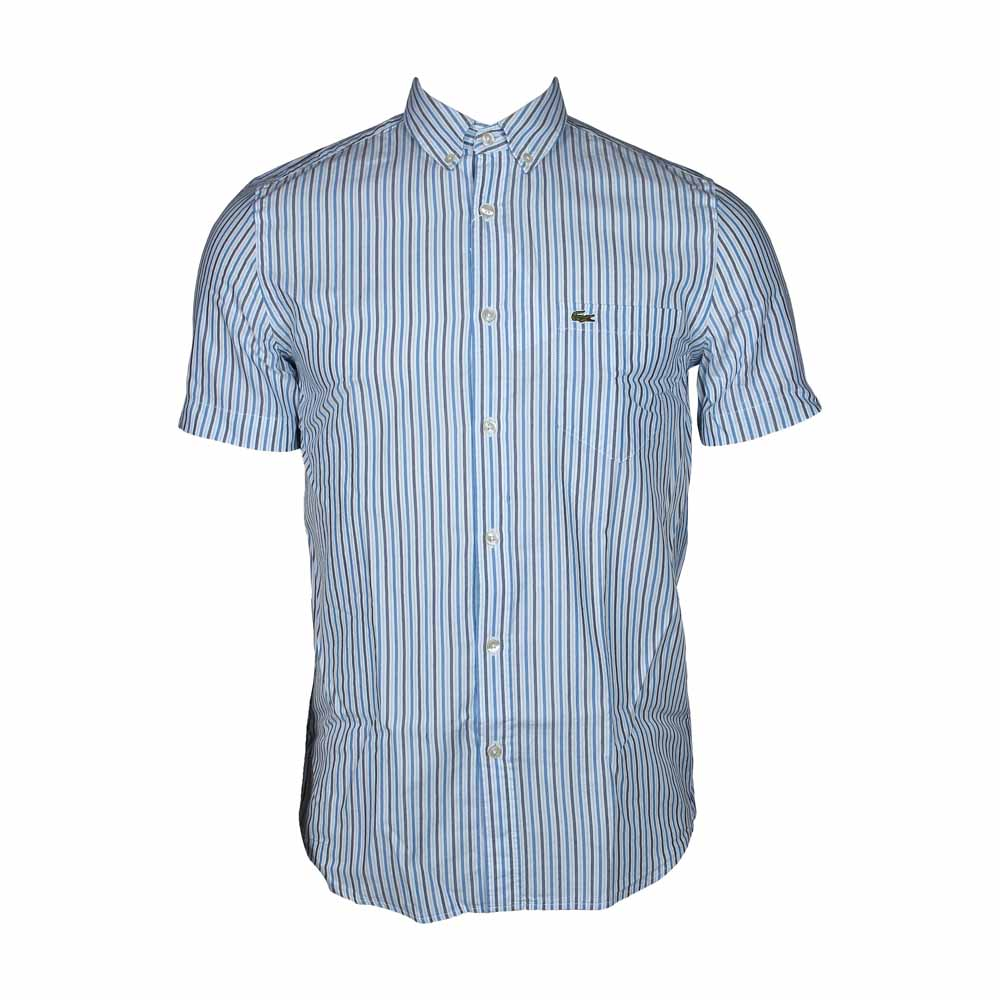 Lacoste CH72242KP SS Wovens Shirt