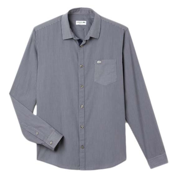 Lacoste CH24782AS LS Wovens Shirt
