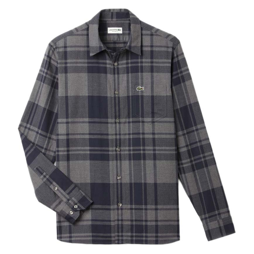 Lacoste CH287529N LS Wovens Shirt
