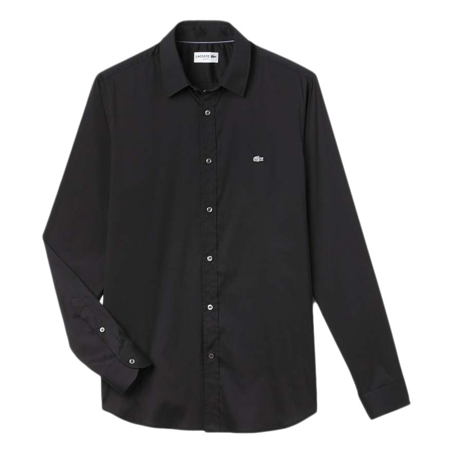Lacoste CH2561031 LS Wovens Shirt