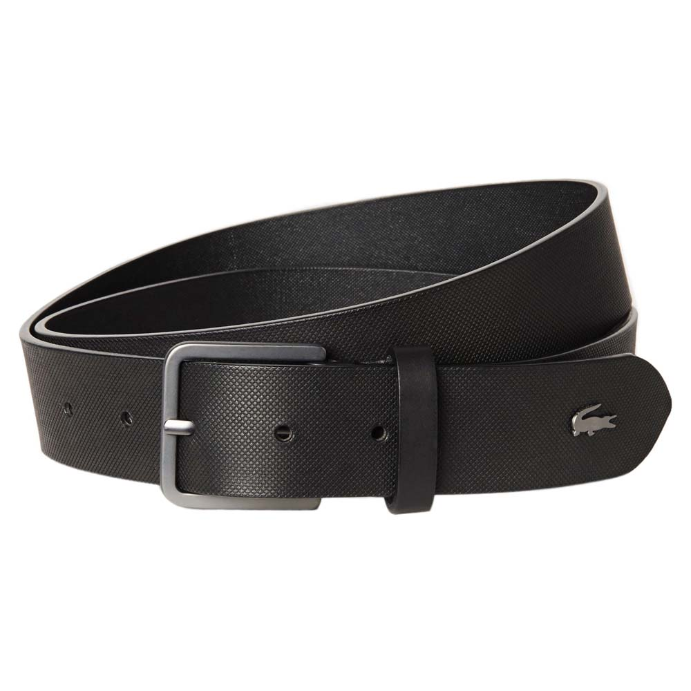a186c777e Lacoste RC1431H02 4H4C Belt Black buy and offers on Dressinn