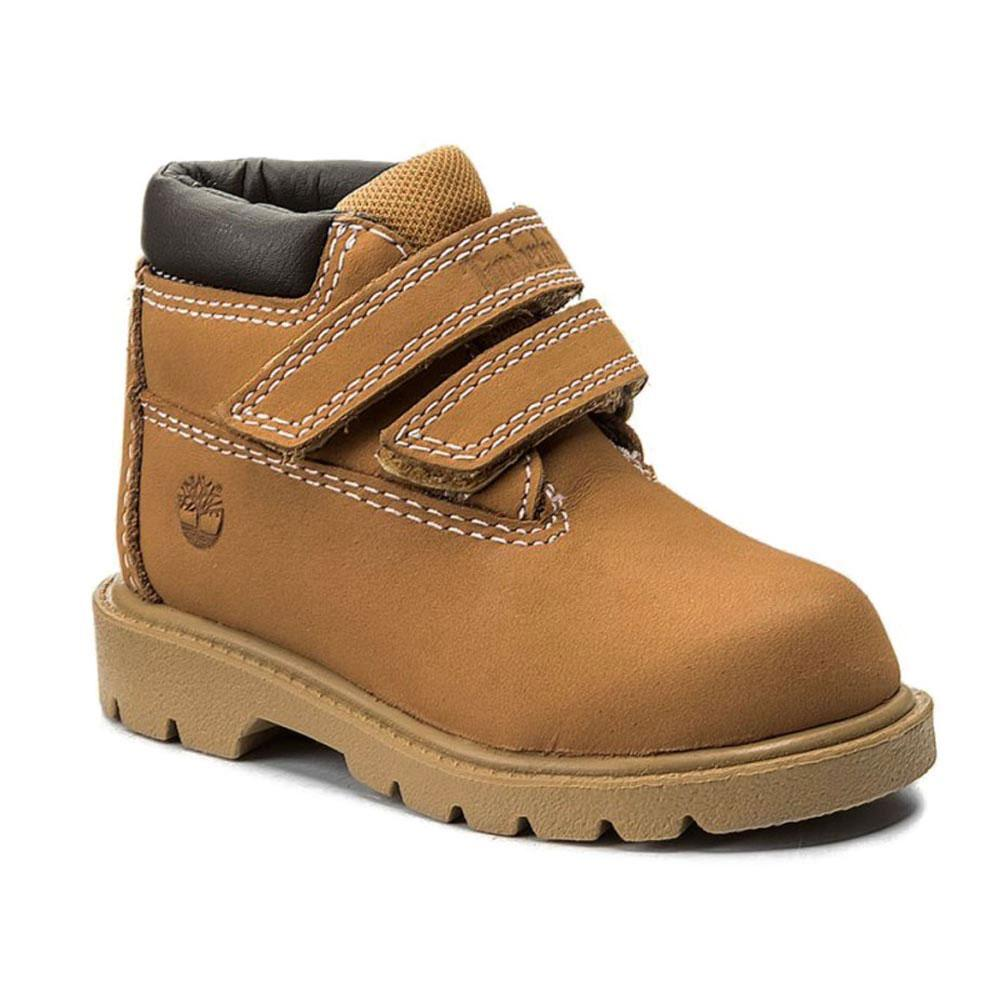 4547281c19e Timberland Classic Boot Double Strap Toddler Brown, Dressinn