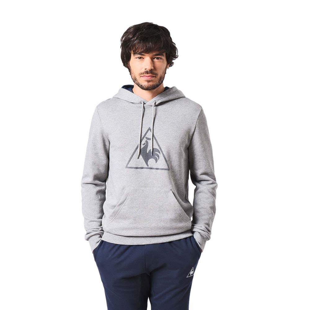 Le coq sportif Affutage Pullover Unbrushed