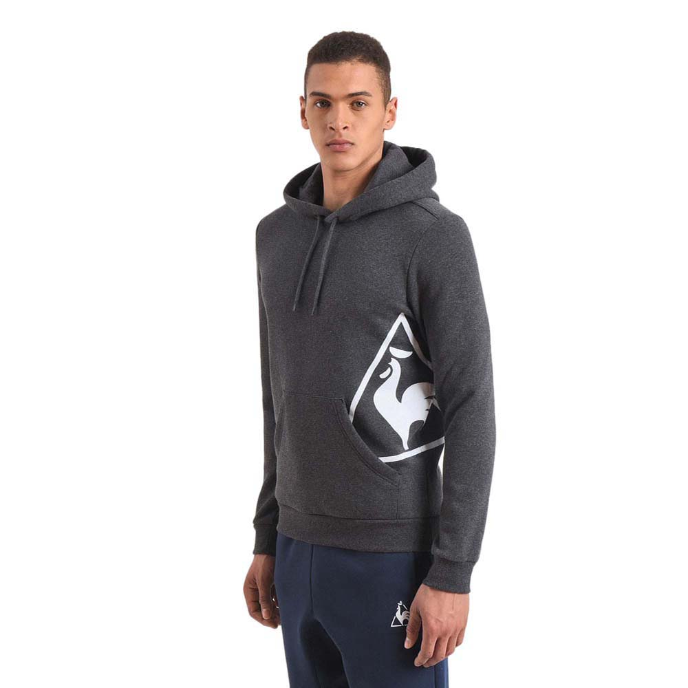 Le coq sportif Affutage Pullover Brushed Mix