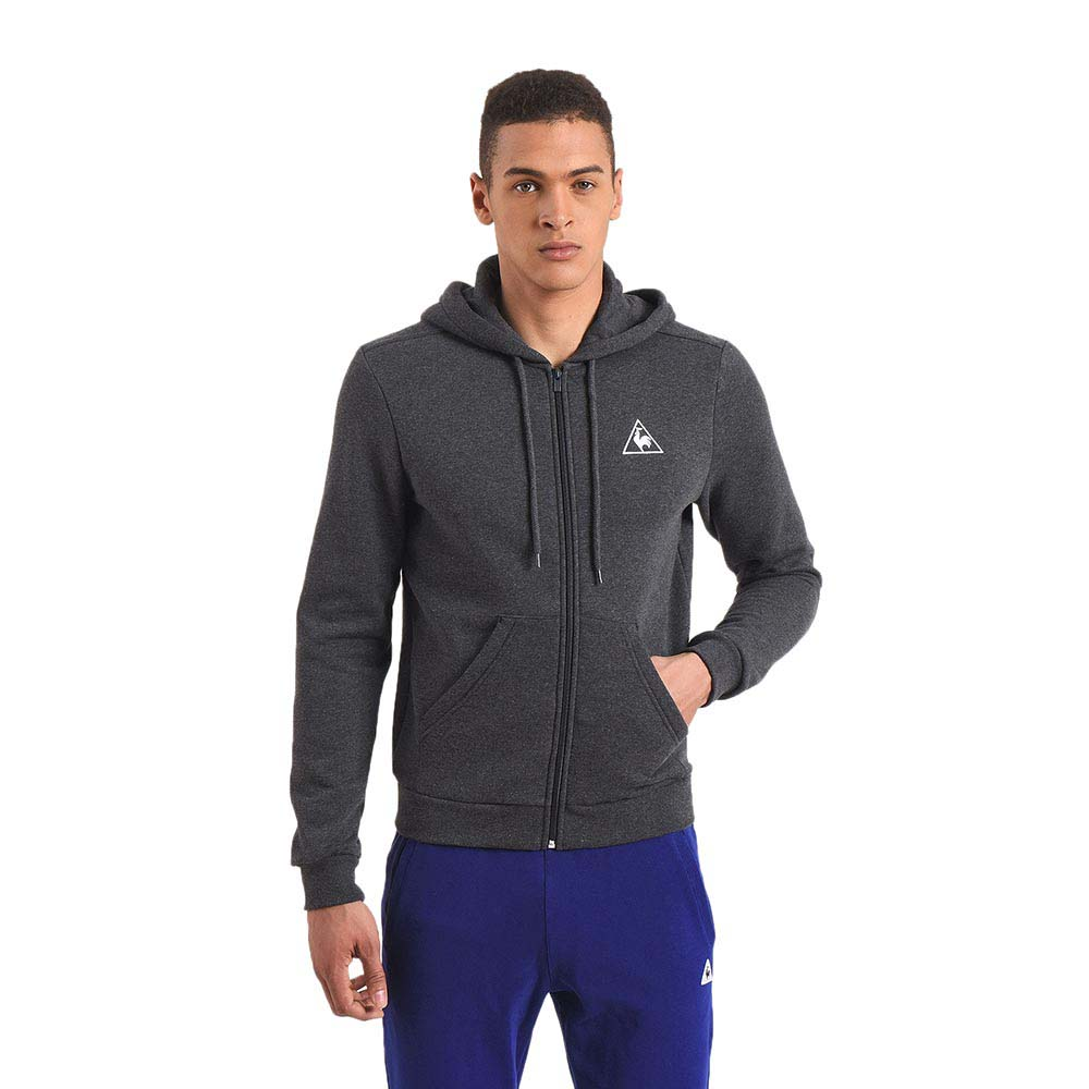 Le coq sportif Ailier Full Zip Brushed