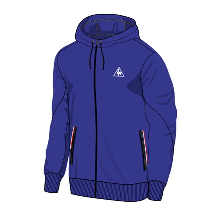 Le coq sportif LCS Tech Full Zip Hood