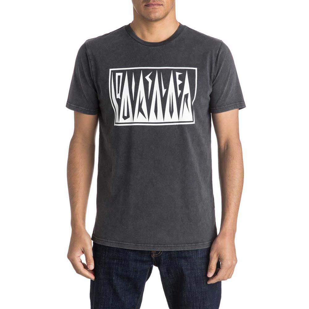 Quiksilver PM SS Tee Afro Logo