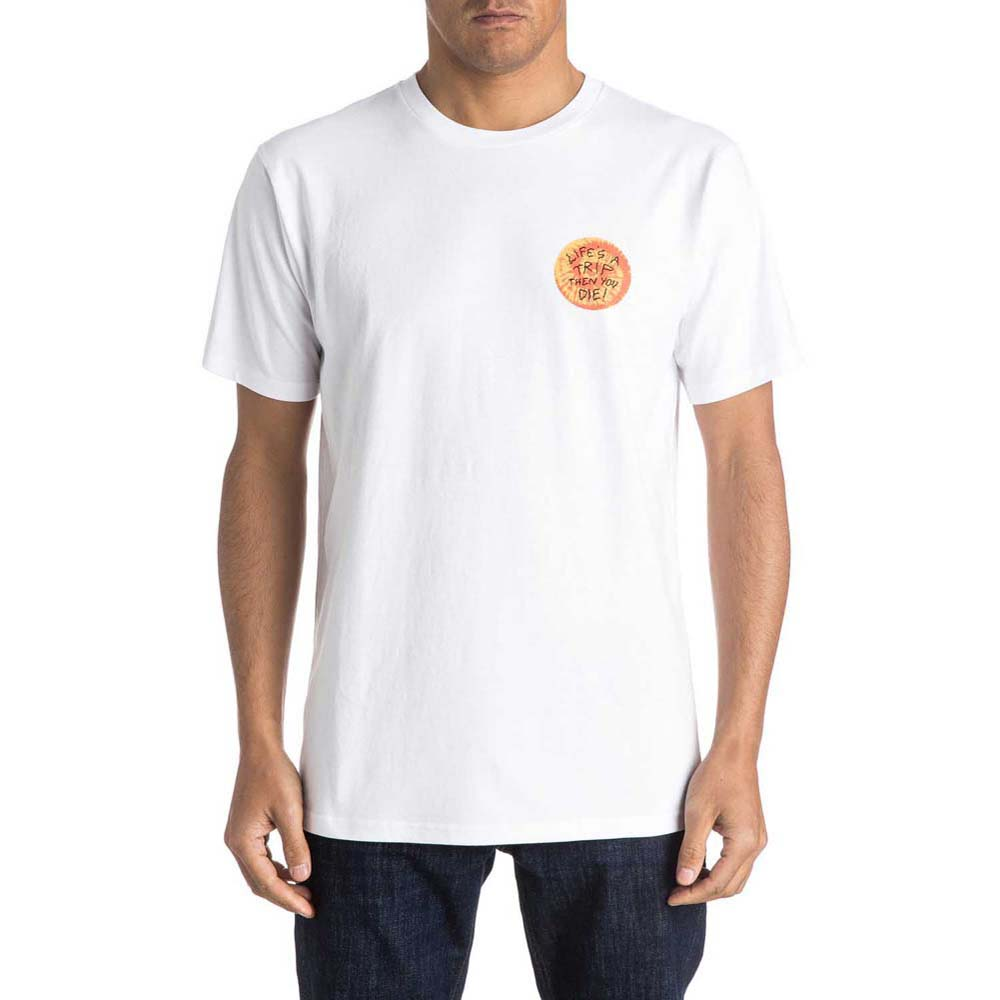 Quiksilver AM SS Tee Life S A Trip