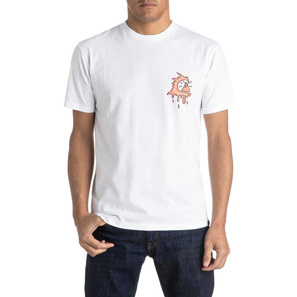 Quiksilver AM SS Tee Bite Me