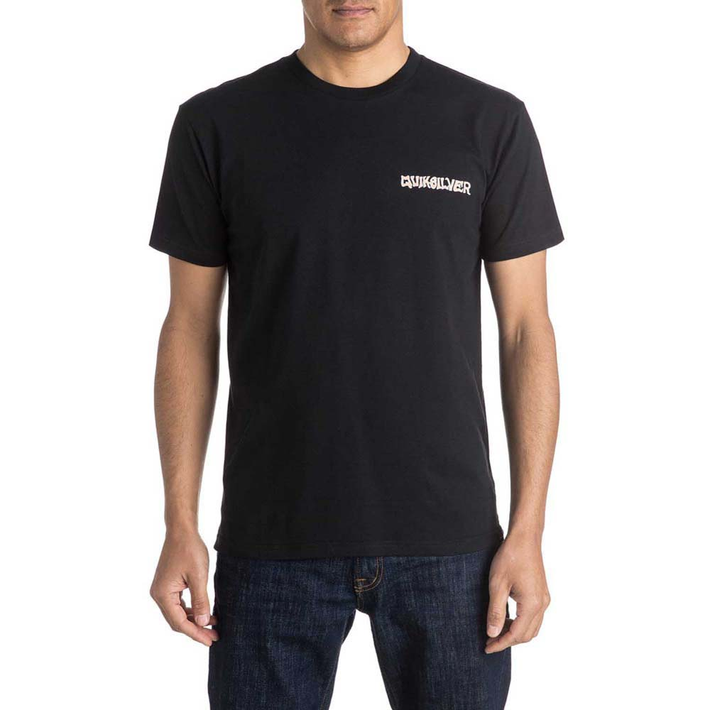 Quiksilver AM SS Tee Pace Pipe