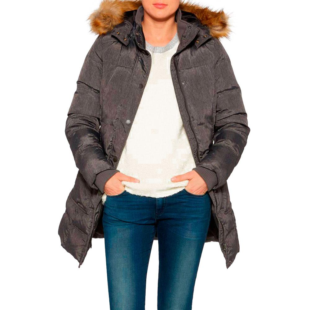Wrangler Long Puffer Jacket