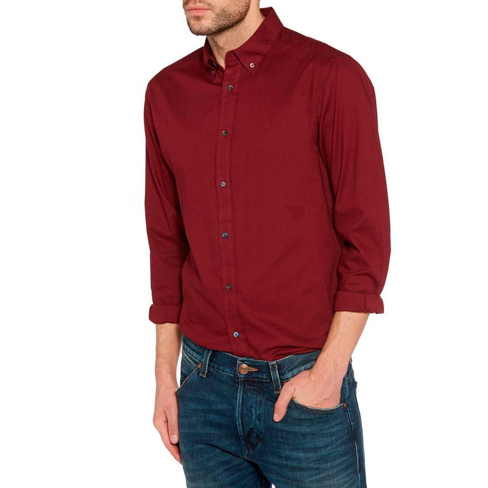 Wrangler Ls Button Down Shirt