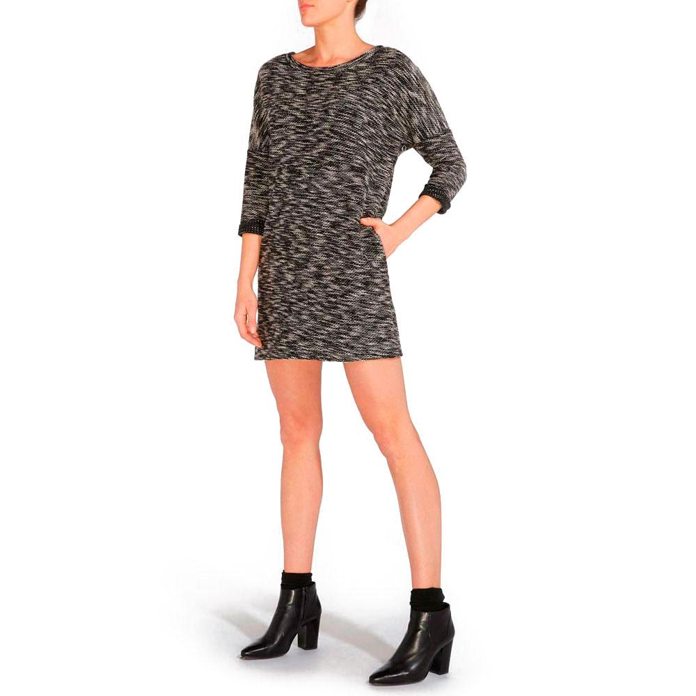 Wrangler 3/4 SL Sweatshirt Dress