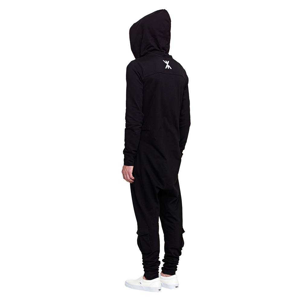 268172ab6d2 Onepiece Air Jumpsuit Black buy and offers on Dressinn