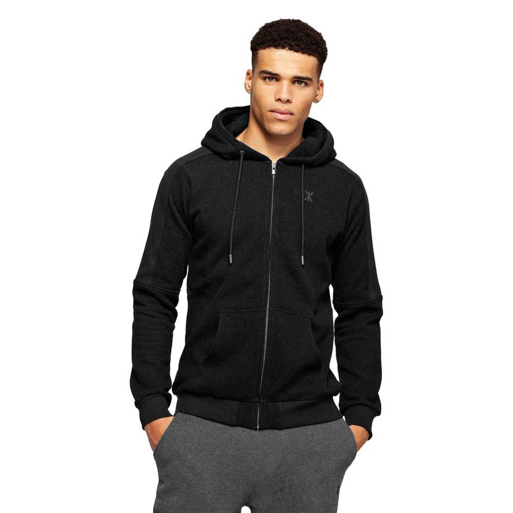 4e7674729d0 Onepiece Slow Zip Hoodie Black buy and offers on Dressinn