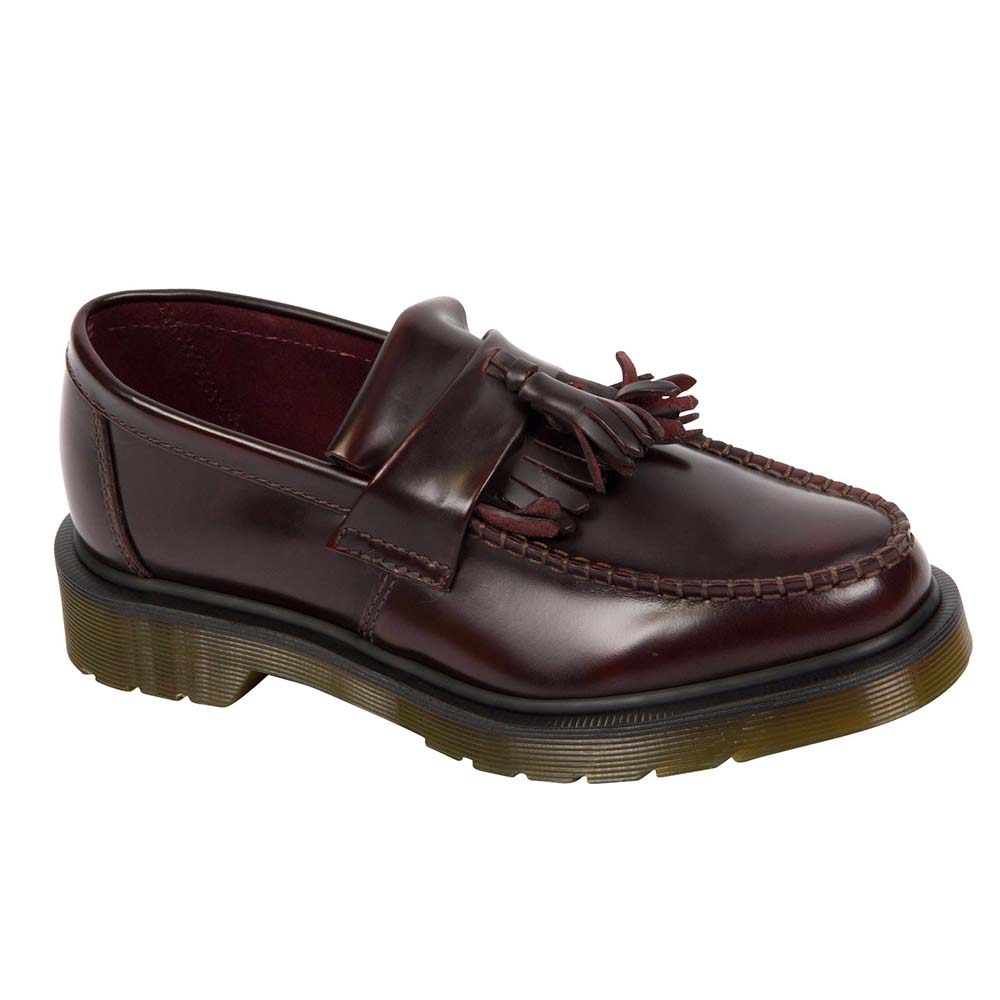 Dr. Martens Adrian cherry red arcadia
