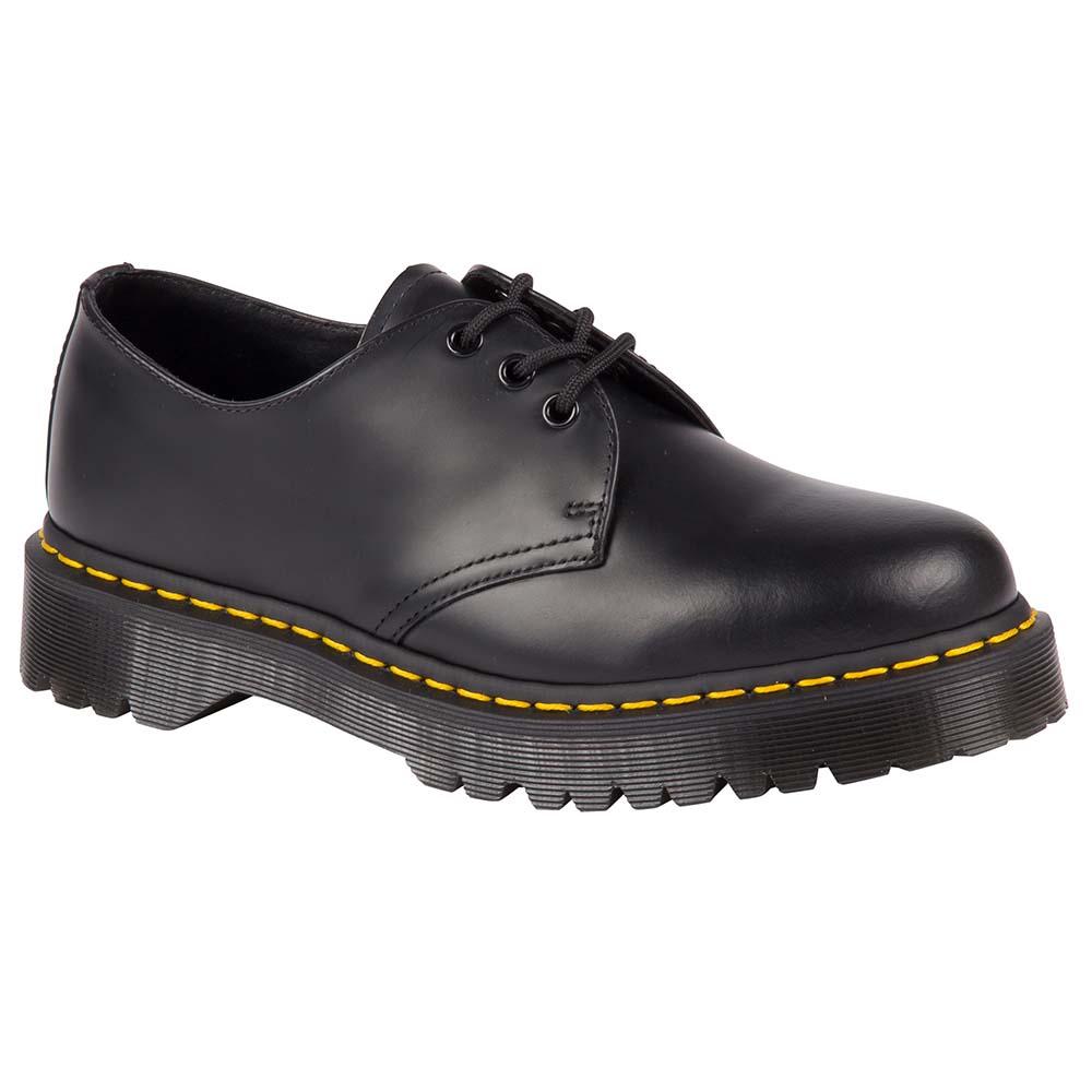 Comprar Barato Mejor Tienda Para Comprar DR.MARTENS 1461 BEX BLACK loggi-calzature neri De Suministro De Salida Tienda VZcyLEJK