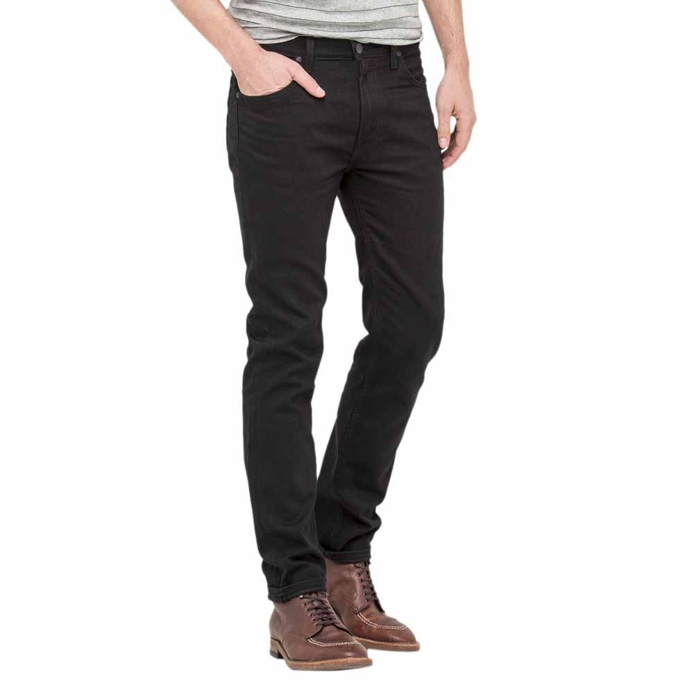 Lee Men Black /'Rinse/' Wash /'Rider/' Slim Fit Jeans