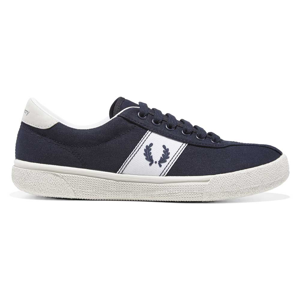 new product a17d8 bb787 Fred perry B1 Tennis Shoe 1 Canvas buy and offers on Dressinn