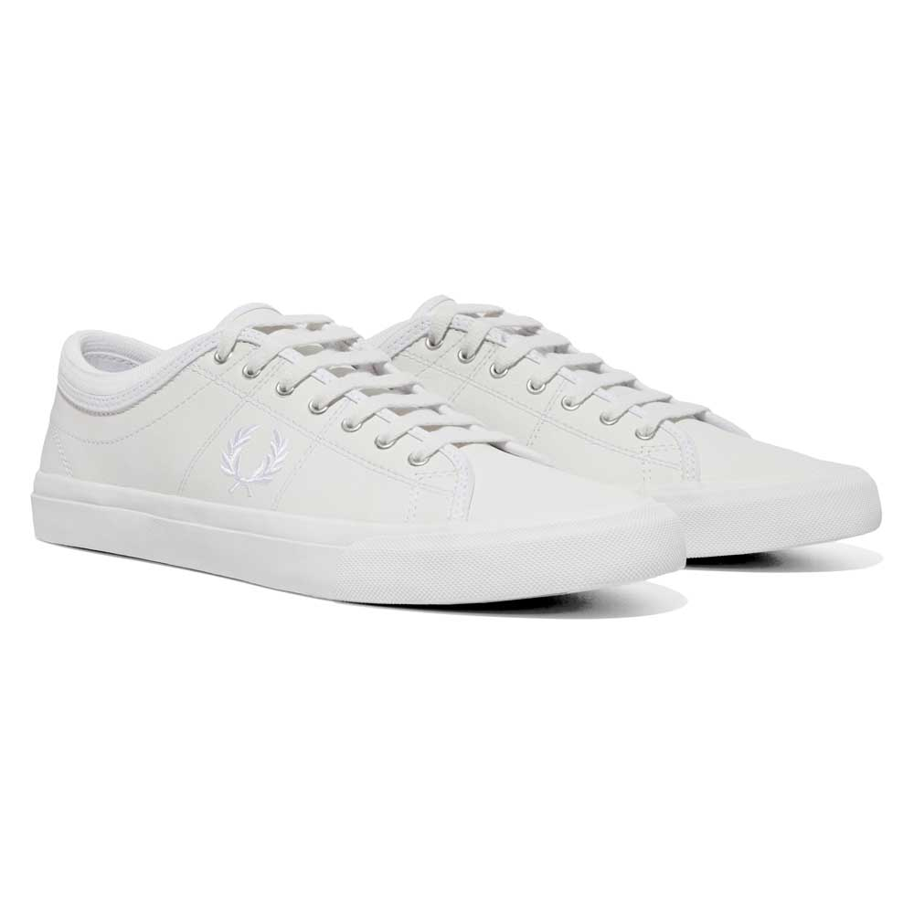 1a99161ca9 Fred perry Kendrick Tipped Cuff Leather kup i oferty, Dressinn Sneakers
